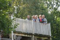 Kutschfahrt mit Spielern 2   Schwalingen   19.09.2009