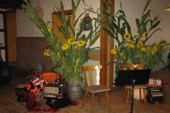 Stilleben - Bühnendekoration Schwalingen   20.09.2009
