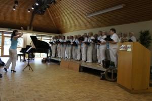 Benefizkonzert - Frauenchor Schneverdingen