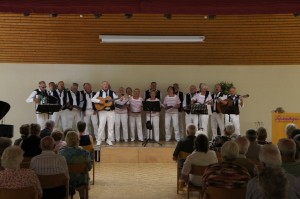 Benefizkonzert - Snevern Shanty Singers